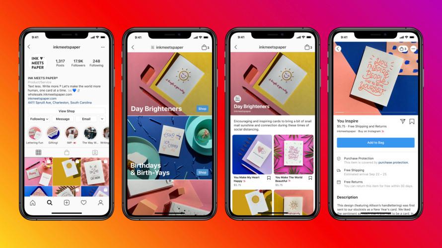 Facebook Shop, the future of e-commerce?